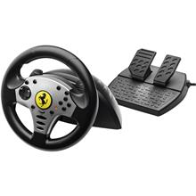 "Thrustmaster Ferrari? Challenge Racing Wheel For Pc And Ps3? Ferrari? Challenge Racing Wheel For Pc And Ps3? 10.5000"" L X 9.1000 at Sears.com"