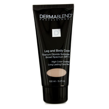 Dermablend Leg & Body Cover Spf 15 (Full Coverage & Long Wearability) Beige 100Ml/3.4Oz at Sears.com