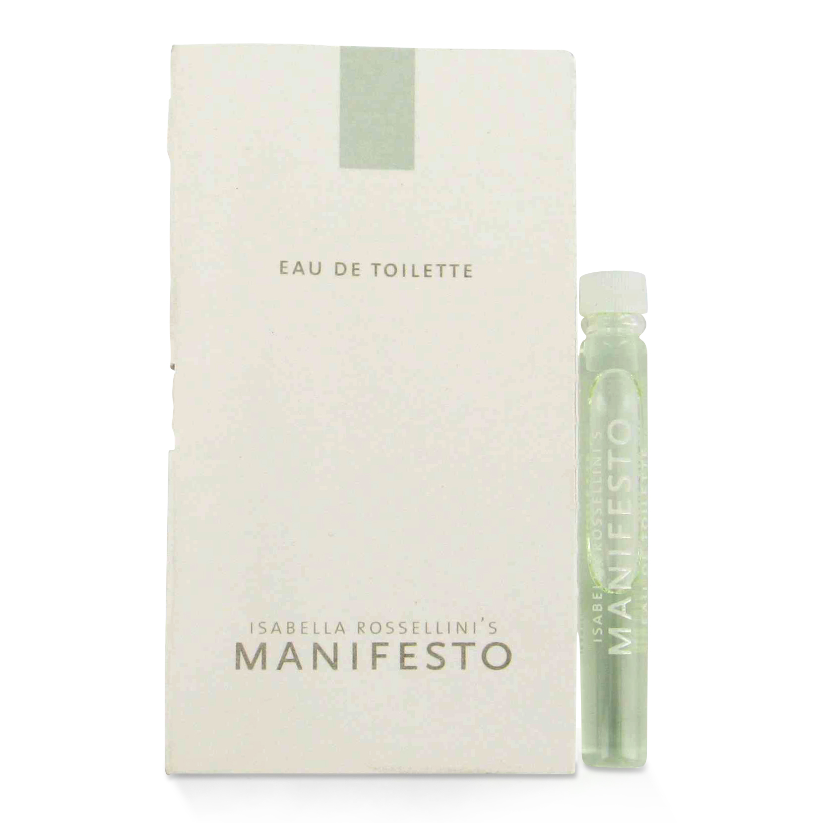 Manifesto Rossellini By Isabella Rossellini Manifesto Rosellini By Isabella Rosellini For Women Vial (Sample) .04 Oz at Sears.com